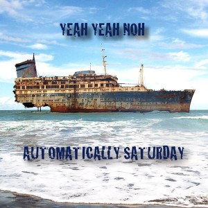 YYN Automatically Saturday front cover