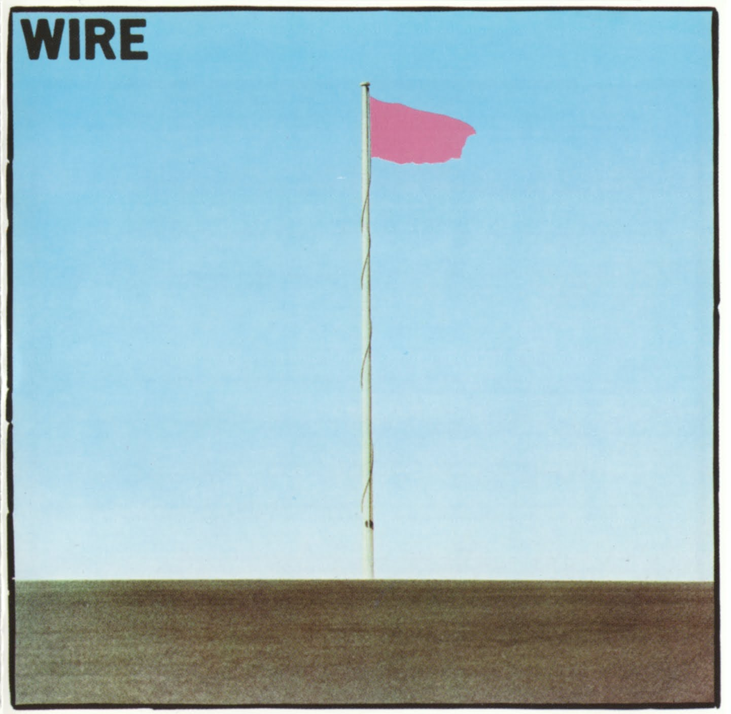 Graham Lewis of WIRE chooses his \