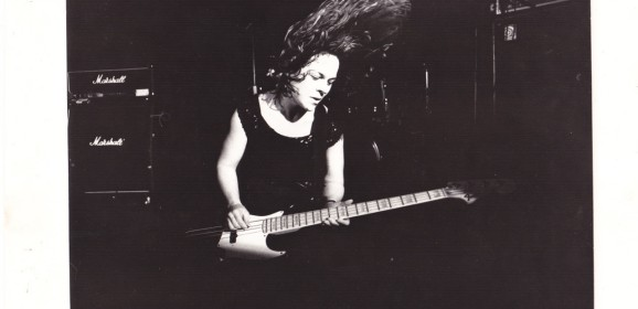 KIM COLETTA of JAWBOX – Song For Ewe