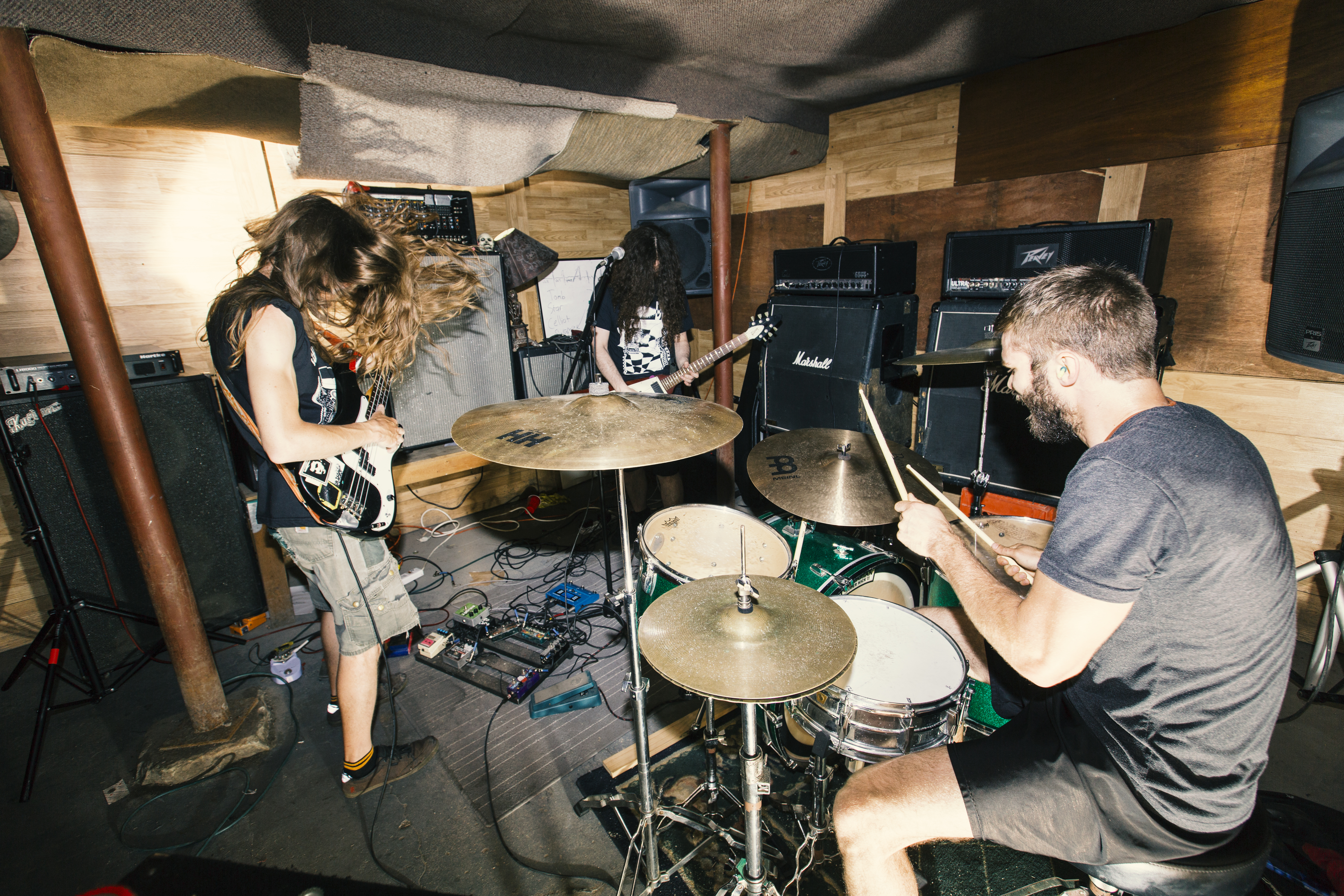 OOZING WOUND – Lucky 7