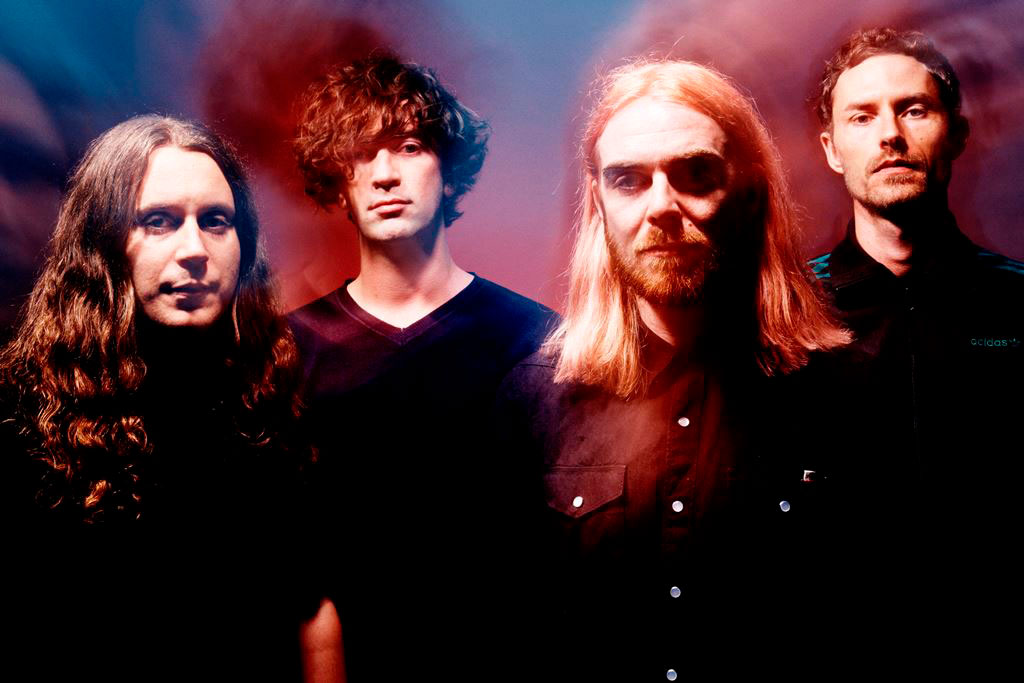 Pulled Apart By Horses band photo