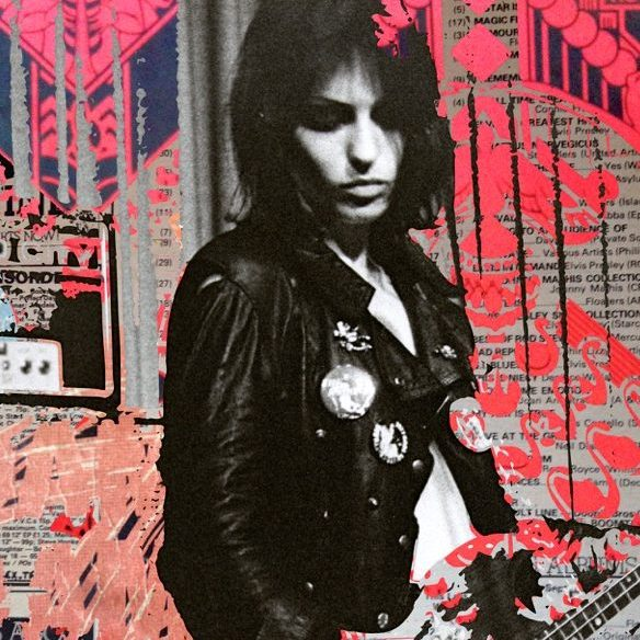 GAYE BLACK of THE ADVERTS – Song For Ewe