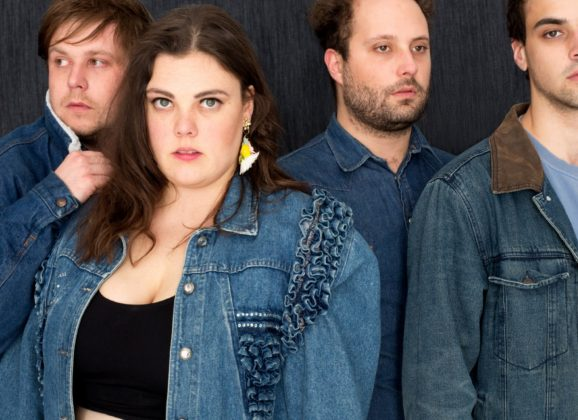 ELIZABETH MITCHELL of TOTALLY MILD – Song For Ewe