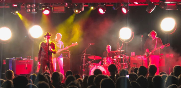 EELS NOTTINGHAM ROCK CITY LIVE REVIEW, 19-08-2019