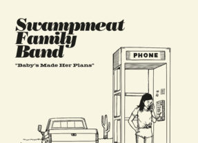SWAMPMEAT FAMILY BAND – brand new track **WORLD EXCLUSIVE**