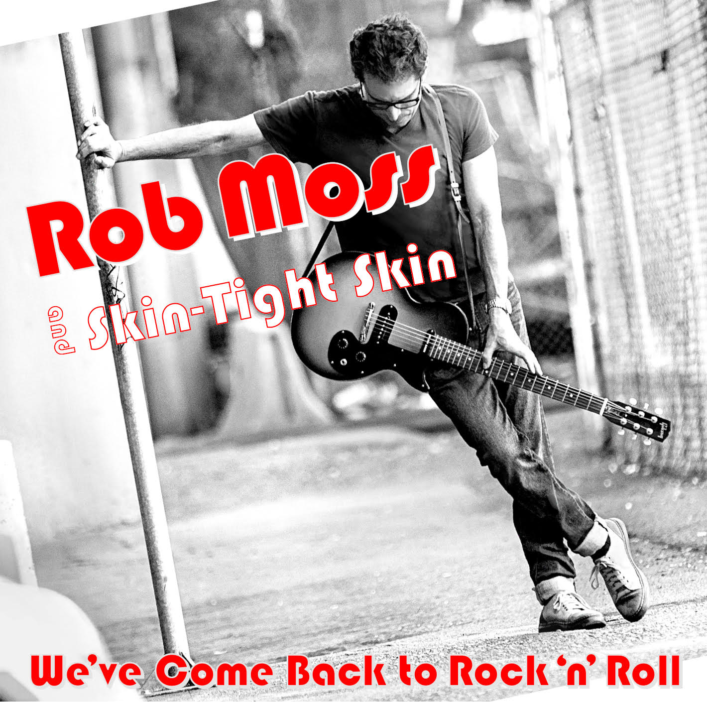 ROB MOSS of ROB MOSS AND SKIN-TIGHT SKIN – Song For Ewe