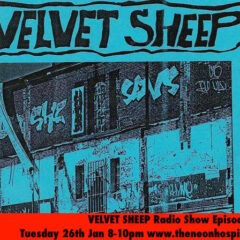 VELVET SHEEP RADIO SHOW Episode Two – THE NEON HOSPICE
