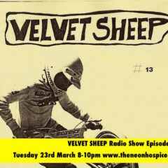 VELVET SHEEP RADIO SHOW Episode Six – THE NEON HOSPICE