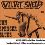 VELVET SHEEP RADIO SHOW Episode Seven – THE NEON HOSPICE